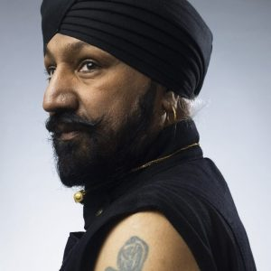 Afro Celt Sound System JOHNNY KALSI