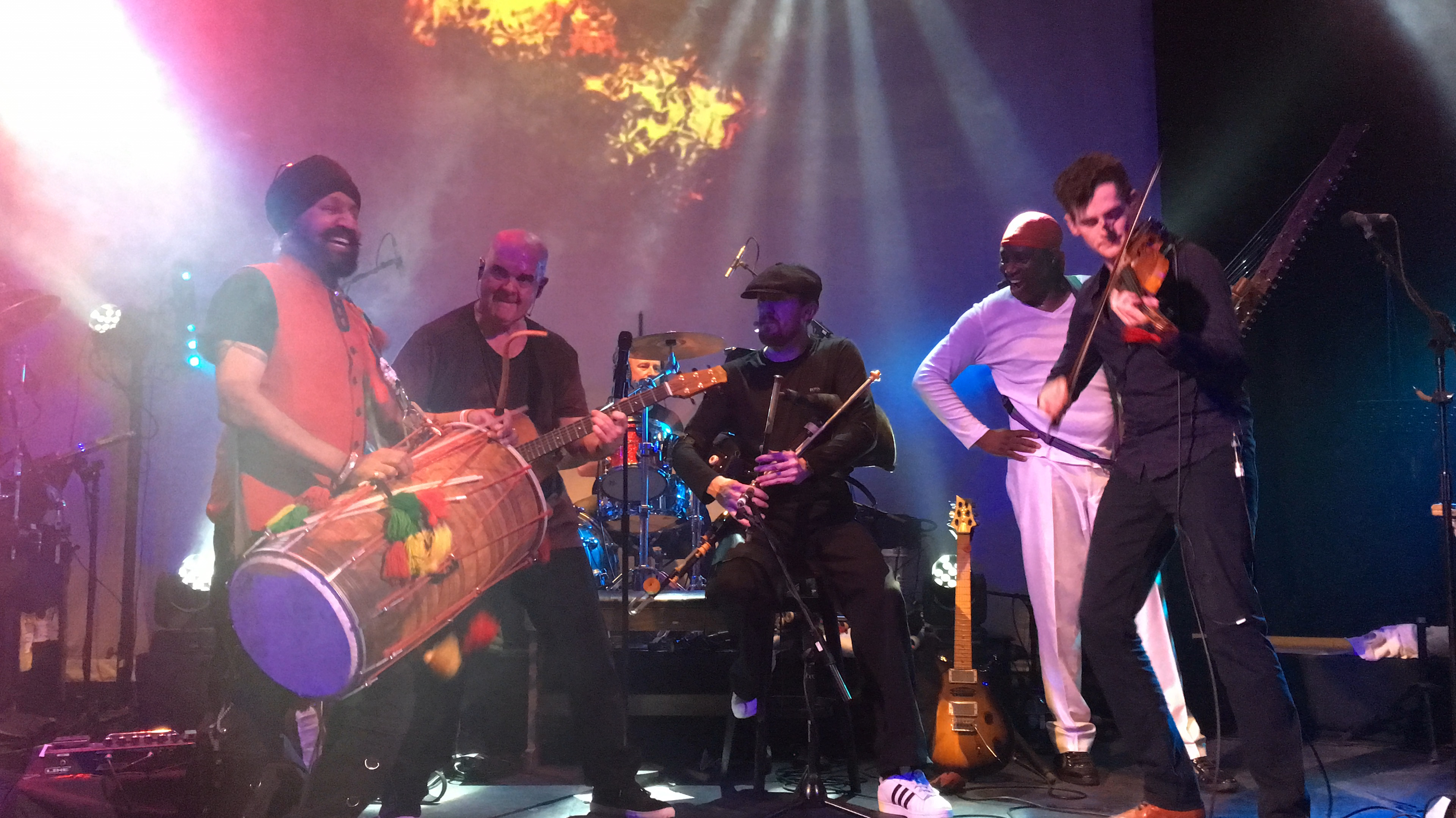 2017 TOUR WITH DHOL FOUNDATION